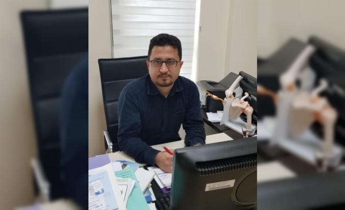 Karaman'da İlk Tendon Transferi Ameliyatı Yapıldı