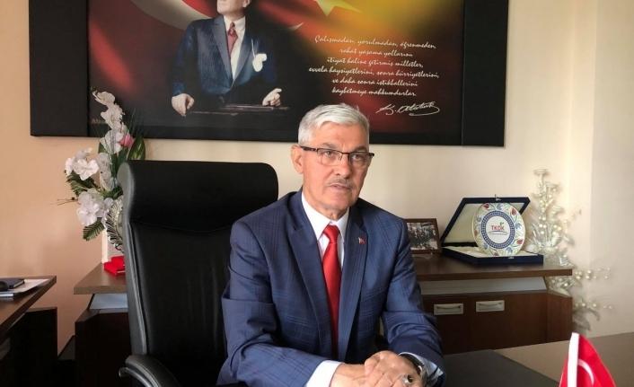 """Kapar: """"Bu Birliktelik Devam Ettiği Sürece Vatan Toprakları Asla Bölünmeyecek, Türkiye Cumhuriyeti İlelebet Yaşayacaktır"""""""