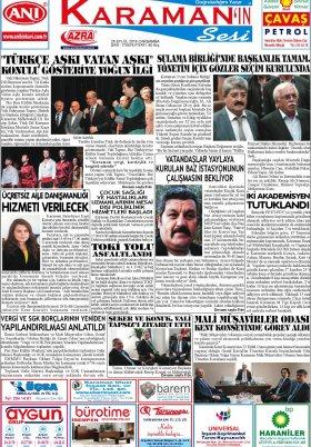 www.kgrt.net - 28.09.2016 Manşeti