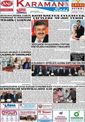 www.kgrt.net - 25.10.2016 Manşeti