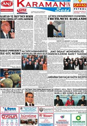 www.kgrt.net - 10.12.2016 Manşeti