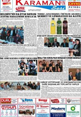 www.kgrt.net - 27.05.2017 Manşeti