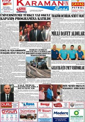 www.kgrt.net - 17.08.2017 Manşeti