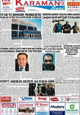 www.kgrt.net - 17.10.2017 Manşeti