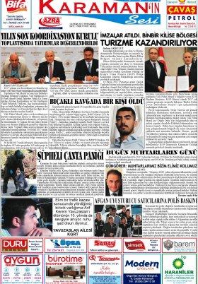 www.kgrt.net - 19.10.2017 Manşeti
