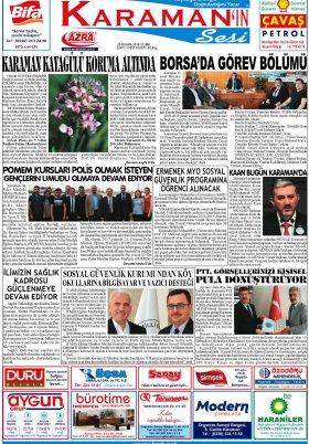 www.kgrt.net - 20.04.2018 Manşeti