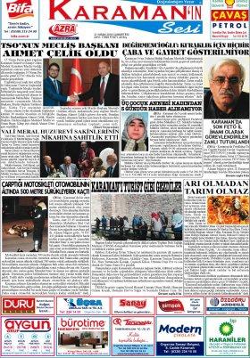 www.kgrt.net - 21.04.2018 Manşeti