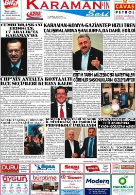www.kgrt.net - 12.12.2017 Manşeti