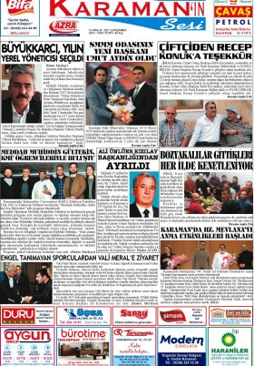 www.kgrt.net - 13.12.2017 Manşeti