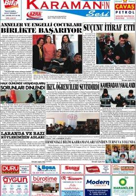 www.kgrt.net - 22.01.2018 Manşeti