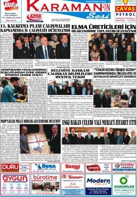 www.kgrt.net - 19.02.2018 Manşeti