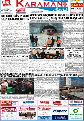www.kgrt.net - 22.02.2018 Manşeti