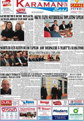 www.kgrt.net - 24.02.2018 Manşeti
