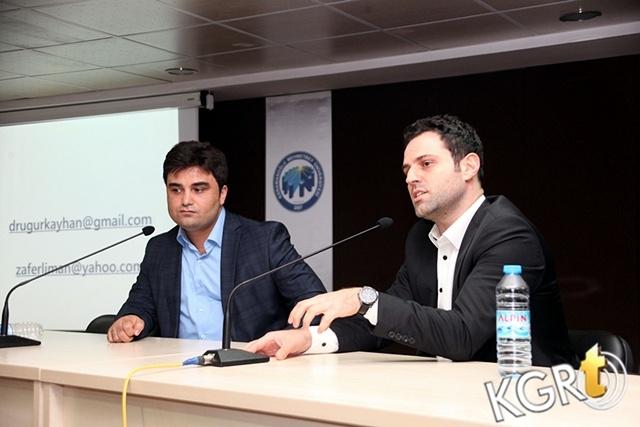 KMÜ'de Adli Tıp Vakaları Semineri Düzenlendi