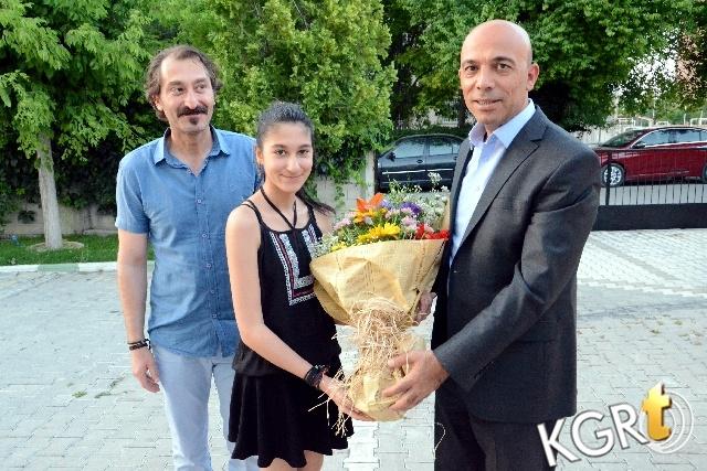 Karaman'da Emniyet Mensupları İftar Yemeğinde Bir Araya Geldi