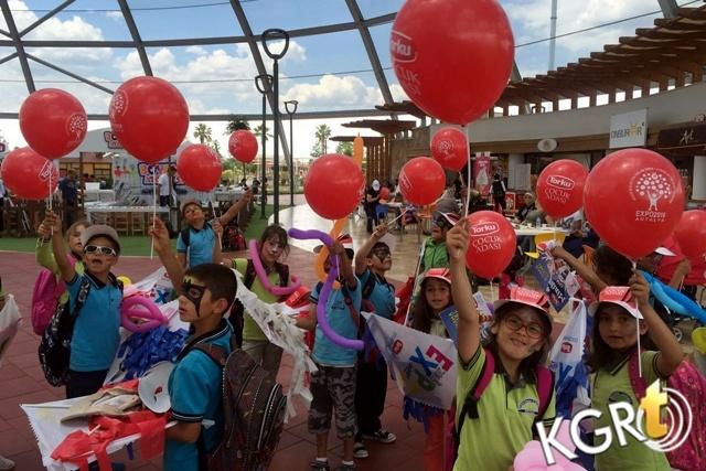 Torku Çocuk Adası'nda Hedef 1,5 Milyon Çocuğa Ulaşmak