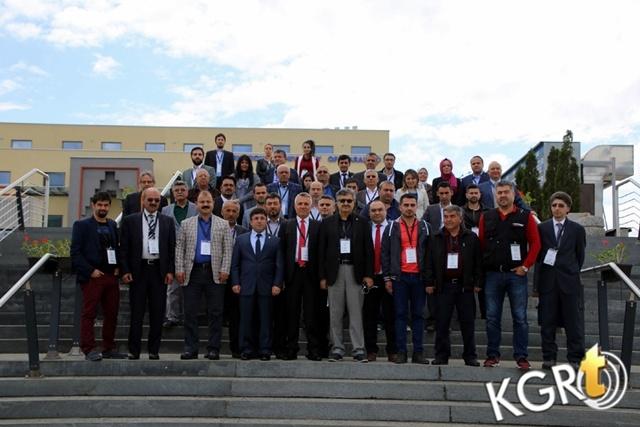 Türkçe Kongresi İçin Bosna Hersek'e Giden Karaman Heyeti Yurda Döndü