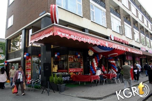 Mercan Balık Restoran Rotterdam'da 2.Şubesini Açtı