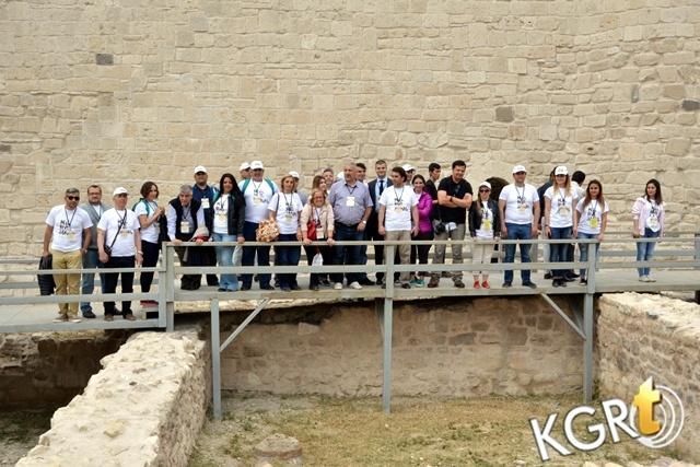 """Başaran Ulusoy: """"Karaman'ın Sahip Olduğu Turizm Potansiyelini Harekete Geçireceğiz"""""""