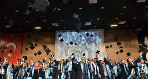 KMÜ Teknik Bilimler Meslek Yüksekokulu Öğrencileri Kep Attı