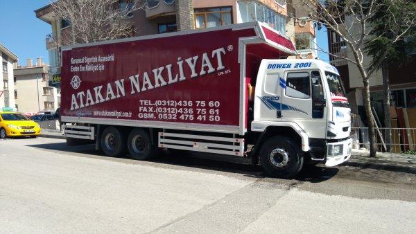 Ankara Nakliyat, Evden Eve Nakliyat