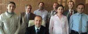 Egitim Is Sendikasi Yönetim Kurulu Üyeleri Il Milli Egitim Müdürlügünü Ziyaret Etti  egitim