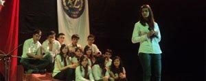 Bifa Lisesinden Siir Tadinda Bir Gece