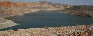 Karaman'daki Barajlarda Su Seviyesi 9 Milyon Metre Küp Artti