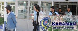 Ilimizde Devleti Zarara Ugrattigi Ileri Sürülen Suç Örgütüne Operasyon