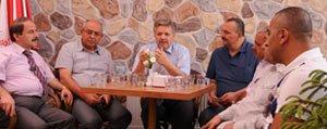 Vali Kahraman, Gurbetçiler Için Esnaf'a Indirim Çagrisi Yapti