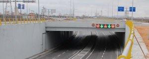 Köprülü Alt Geçit Tehlike Saçiyor