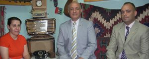 Mehmetçik Vakfi Adana Temsilciligi'nden Kgrt'ye Ziyaret