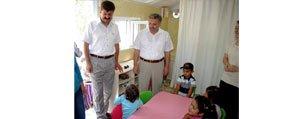 Karaman`da Gezici Anasinifi Bin 325 Ögrenciye Ulasacak