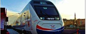 Ankara-Konya Arasi Hizli Tren Seferleri 23 Agustos`ta Basliyor
