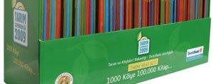 Bin Köye Yüz Bin Kitap Kampanyasi Devam Ediyor