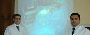 Karaman'da Kapali Böbrek Tasi Ve Prostat Biyopsisi Yapilmaya Baslandi