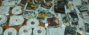 Karaman`da Kaçak CD Ve DVD Operasyonu