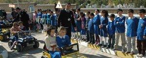38 Okulda Trafik Egitimi Verildi