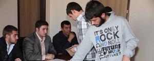 KMÜ'de Ögrenci Konseyi Seçimi Yapildi
