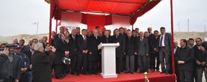 Basbakan Erdogan Telekonferansla Ilimizde 4 Tesisi Hizmete Açti