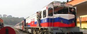 Bakim Nedeniyle Tren Seferleri 24 Kasim'a Kadar Iptal Edildi
