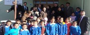 Gevher Hatun Anaokulu Ögrencilerinden Kardes Okul Ziyareti