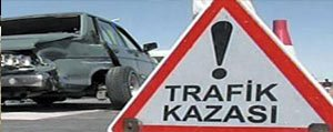 Karaman'da 15 Günlük Bebek Trafik Kazasinda Hayatini Kaybetti