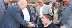 """Kâmil Ugurlu: """"Engellilere Yönelik Çalismalarimizi Sürdürüyoruz"""""""