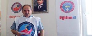 """Egitim-Is Sube Baskani Demir: """"Artik Biçak Kemige Dayanmistir"""""""
