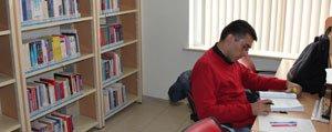 KMÜ Kütüphanesinden 17.255 Kitap Ödünç Alindi