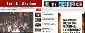 Istanbullu genç Türkçe ve Karaman için 9 web sitesi açti