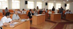 Belediye Meclisi Tatile Girdi