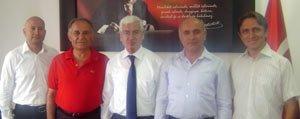 KARYAD, Ilimizin Yeni Valisi Murat Koca'yi Ziyaret Etti