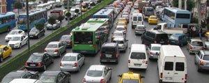 Polis Trafikten Men Edecek 147 Bin Araci Ariyor
